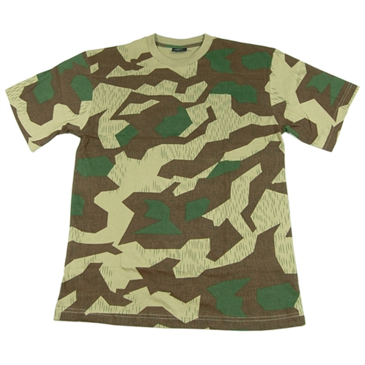 MIL-TEC Danish Army Flecktarn Camo T-Shirt from Hessen Surplus