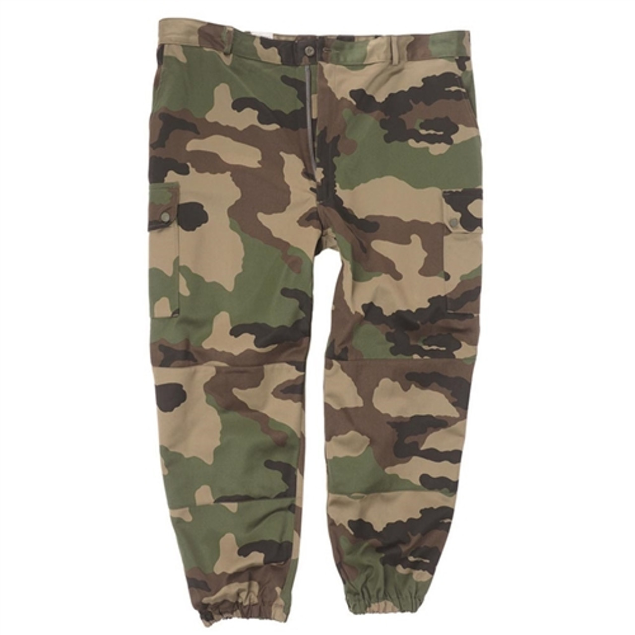 French F2 CCE Camo Field Pants- Used from Hessen Surplus