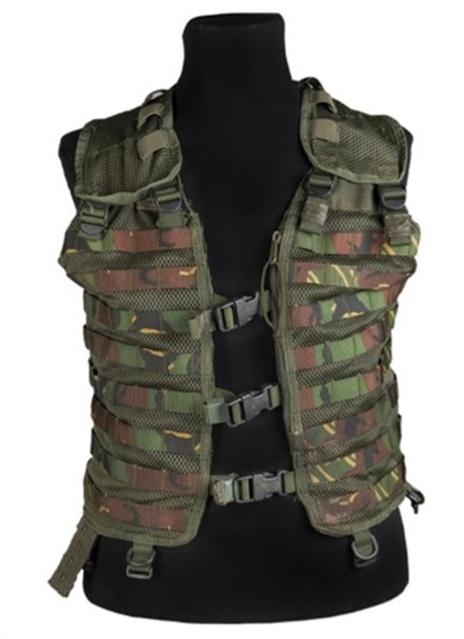 Dutch Army Modular DPM Vest from Hessen Antique