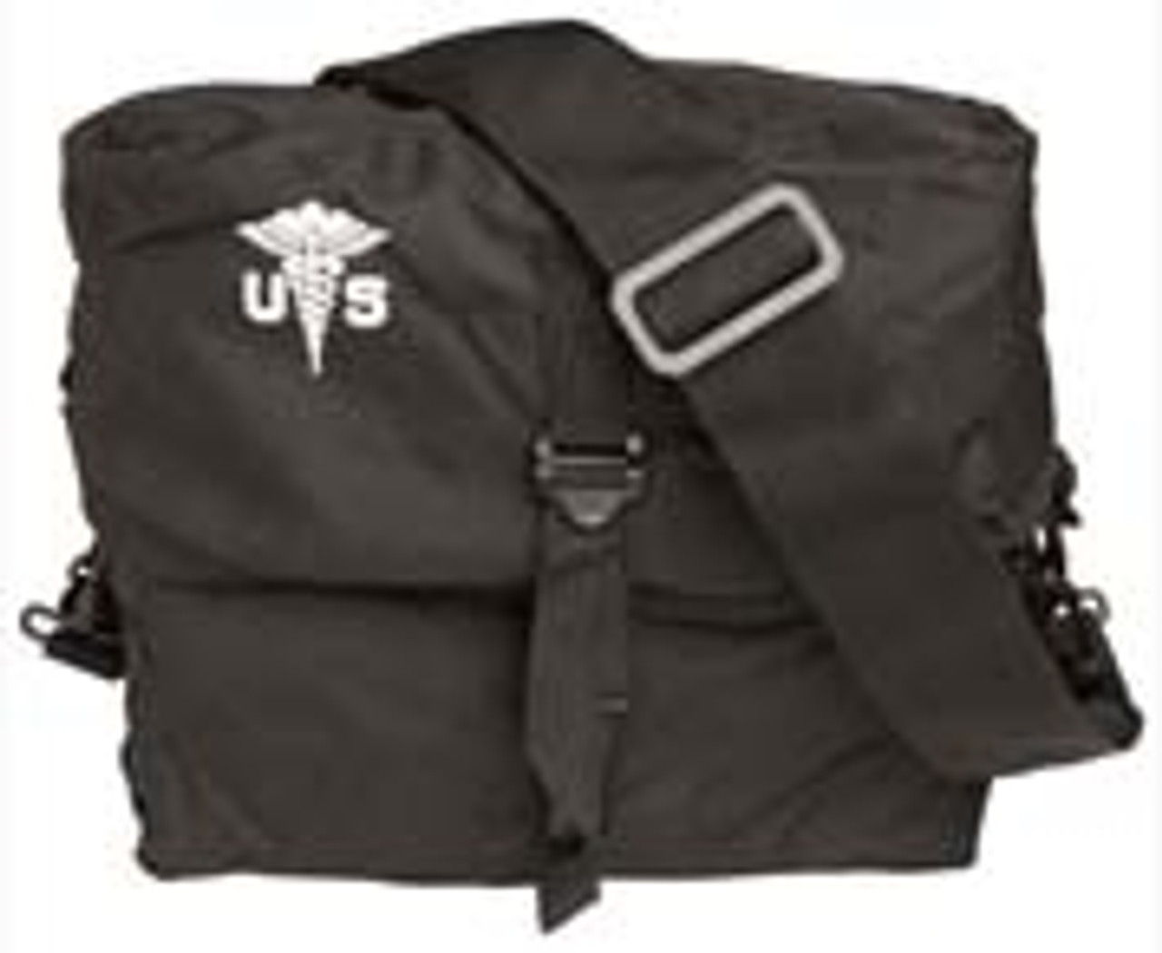 Mil-Tec Black Medical Kit Bag from Hessen Antique