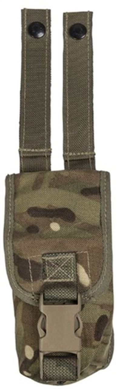 British ARMY Smoke Grenade MTP Pouch from Hessen Antique