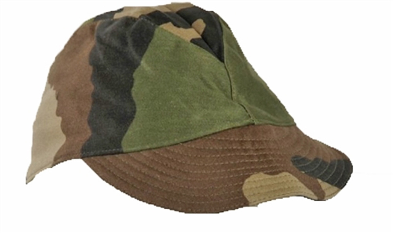 French CCE F1 Camo Field Cap from Hessen Surplus