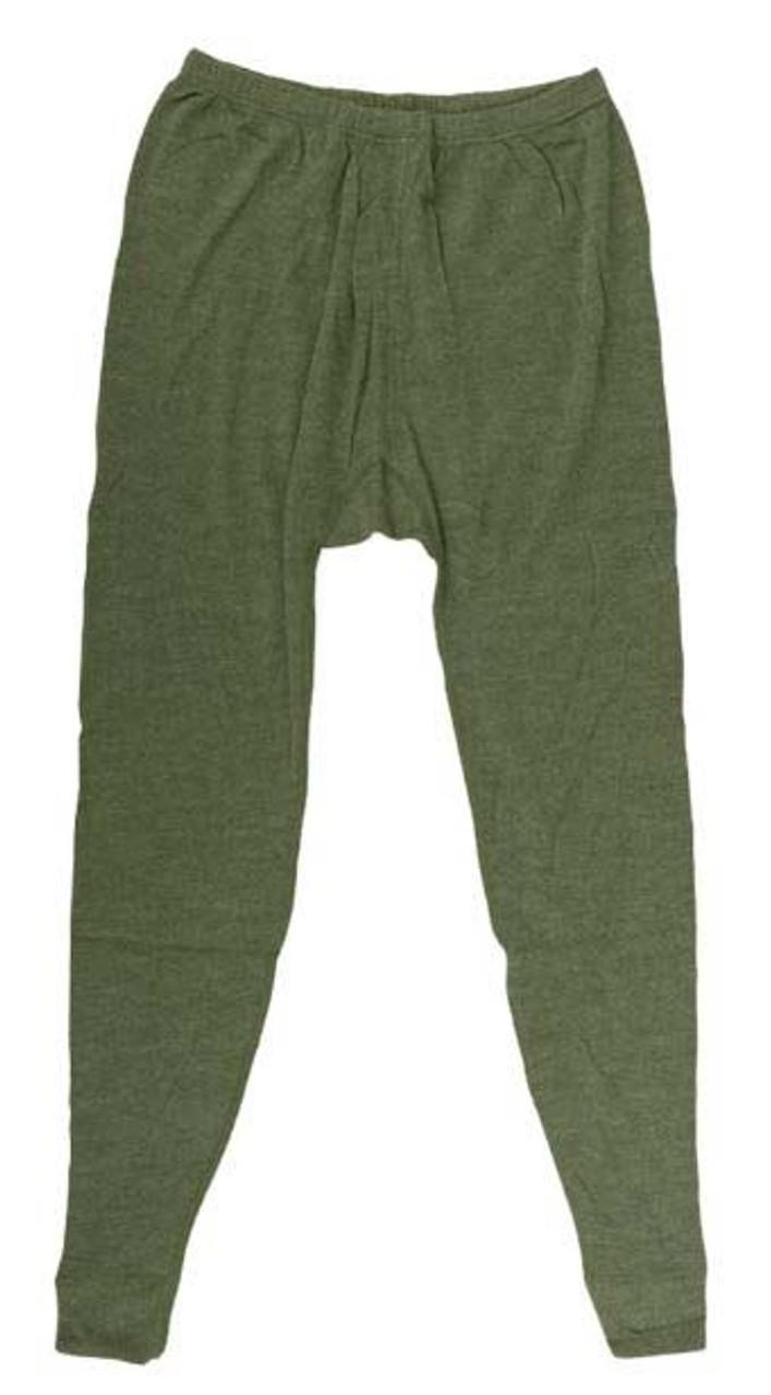 Belgium Army Aramid OD Long Underwear  from Hessen Antique