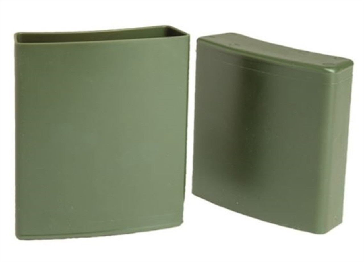 Bundeswehr Small Trail Box from Hessen Antique