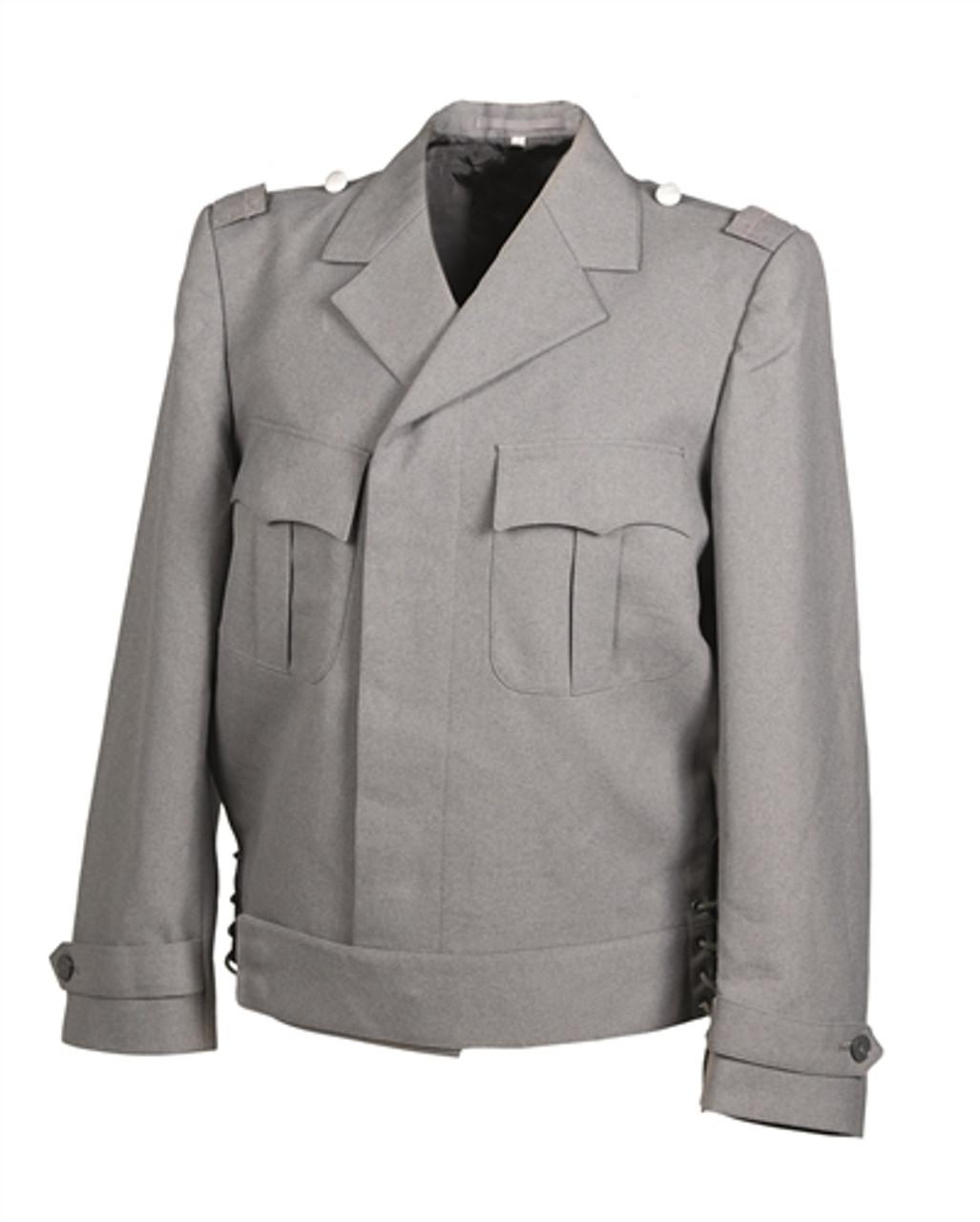 BW Grey Mountain Troops Tunic from Hessen Surplus