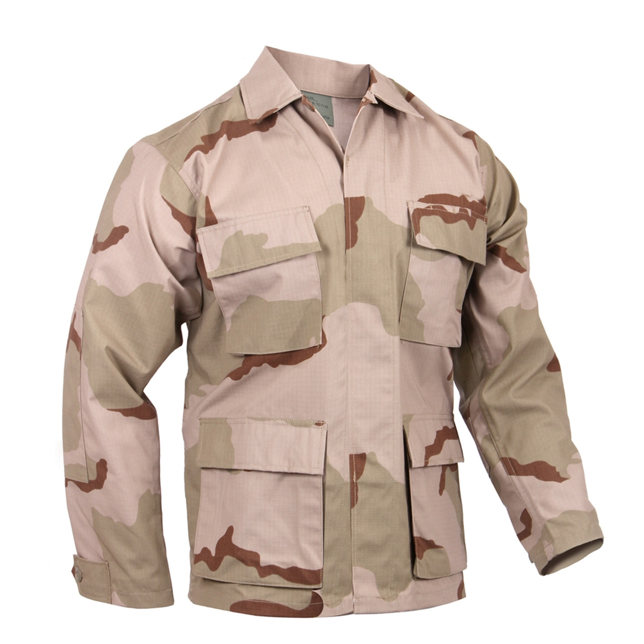 DCU Shirt - Tri Color Desert from Hessen Tactical