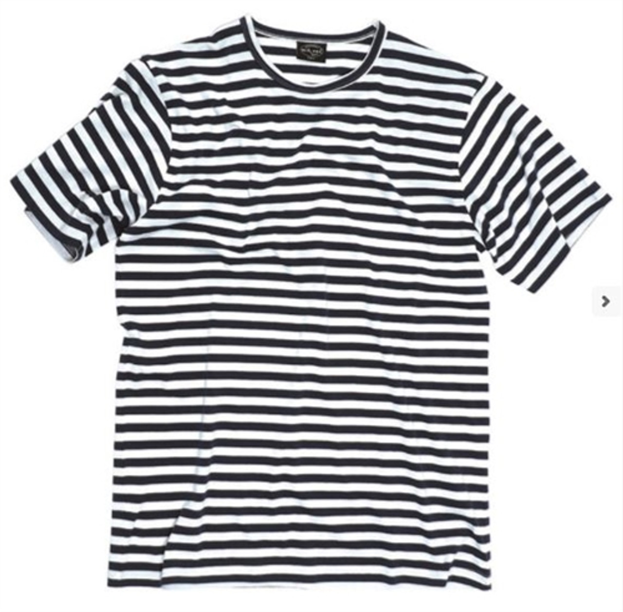 Russian Striped T-Shirt from Hessen Antique