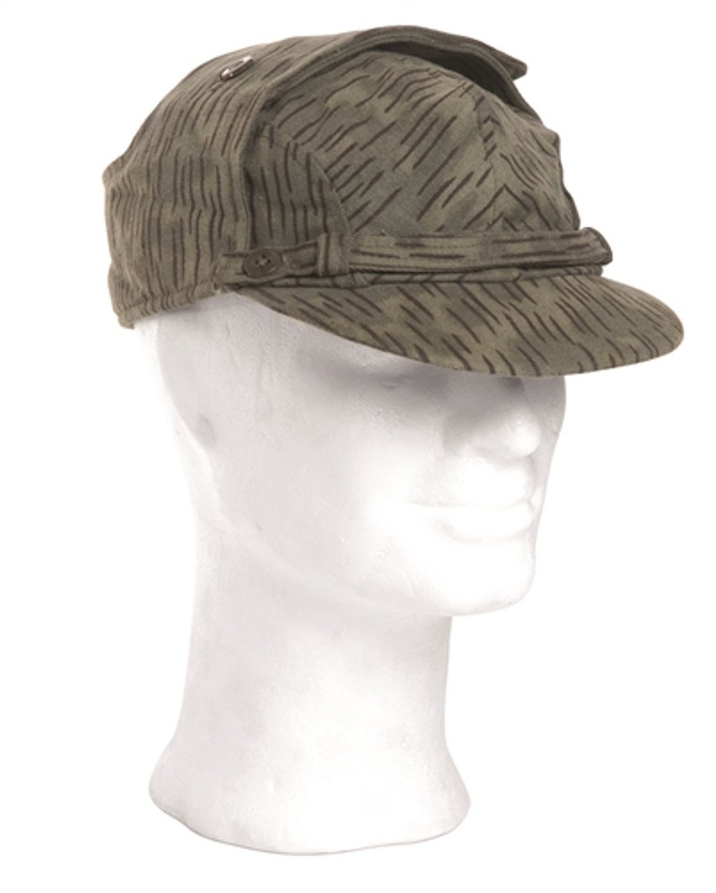 Czech M60 Camo Field Cap - Used from Hessen Surplus