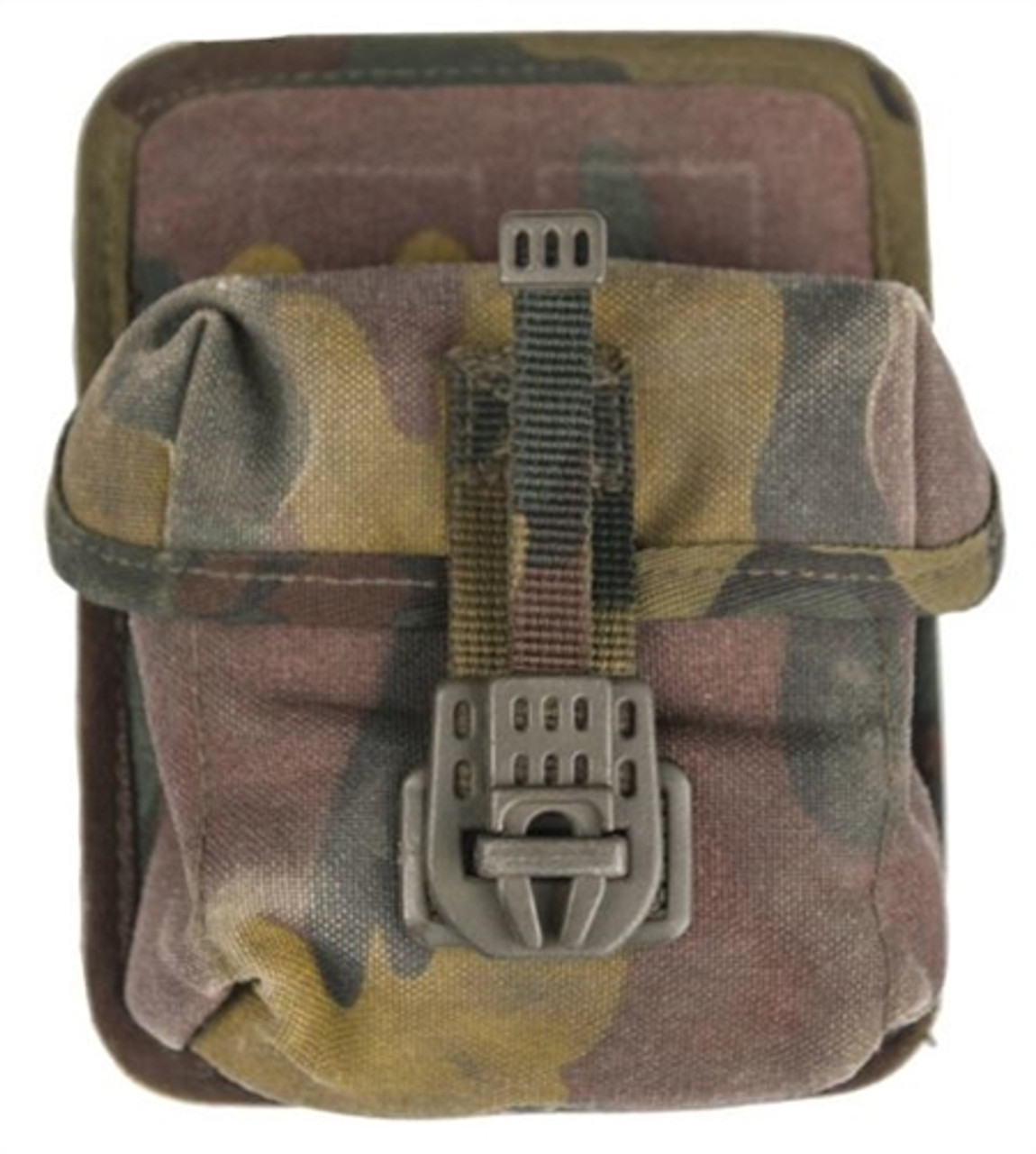 Belgian Camo Large Magazine Pouch - Used from Hessen Antique