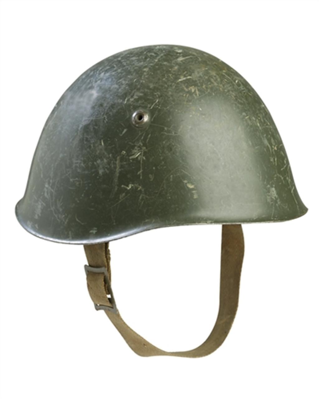 Italian M33 Steel Helmet from Hessen Antique