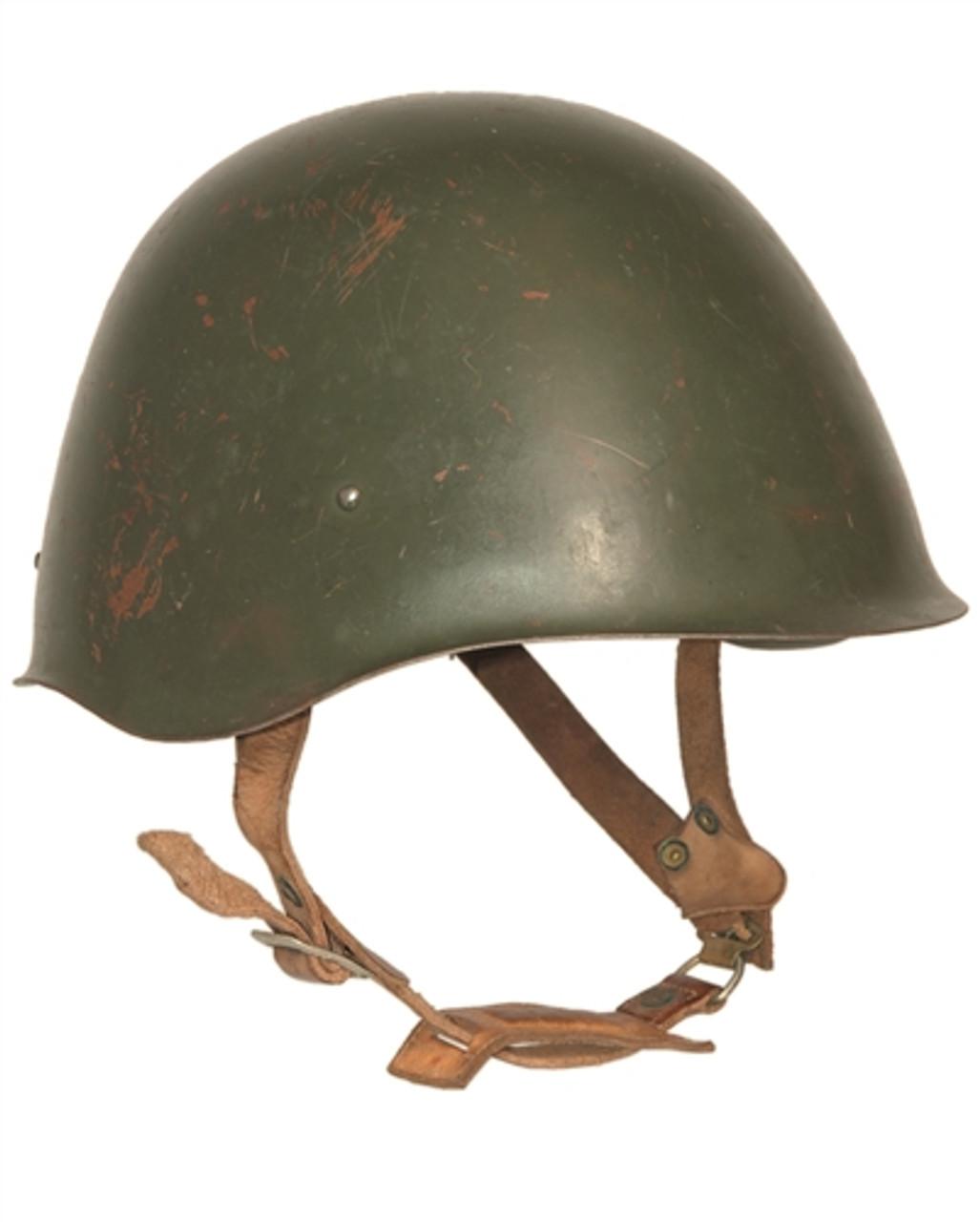 Hungarian M40 Steel Helmet from Hessen Antique
