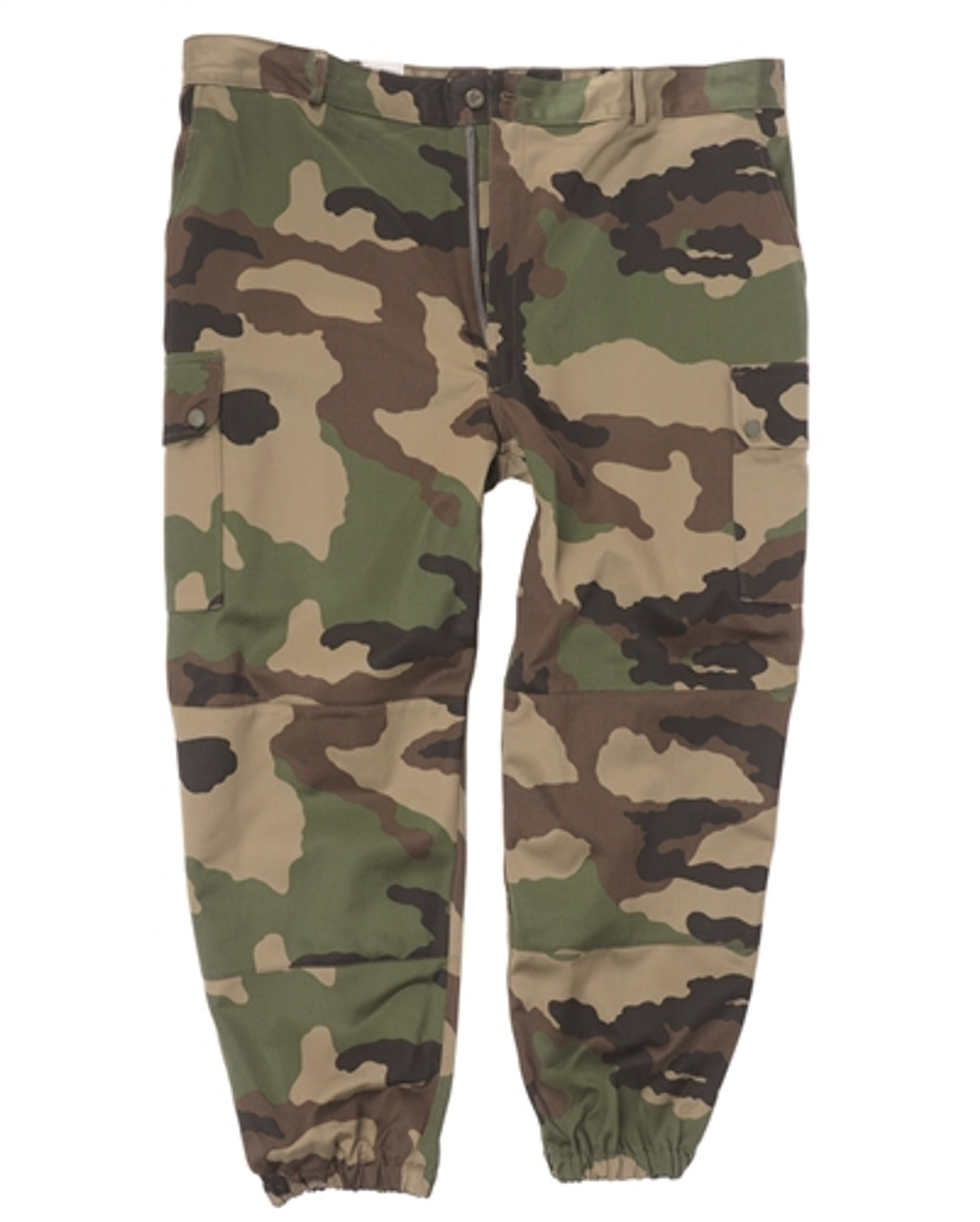 French F2 CCE Camo Field Pants from Hessen Surplus