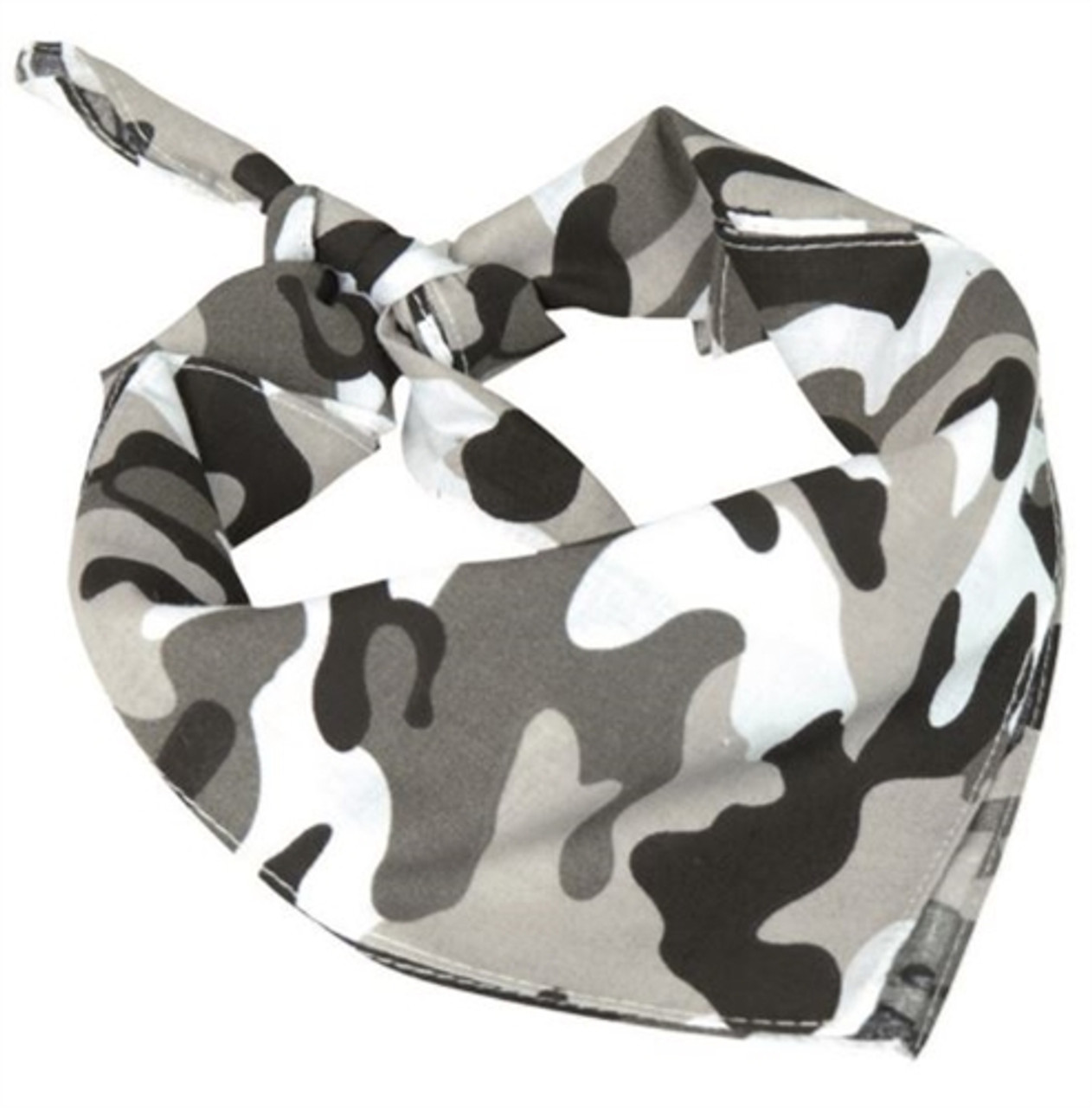 Mil-Tec Camouflage Bandana from Hessen Antique Militaria