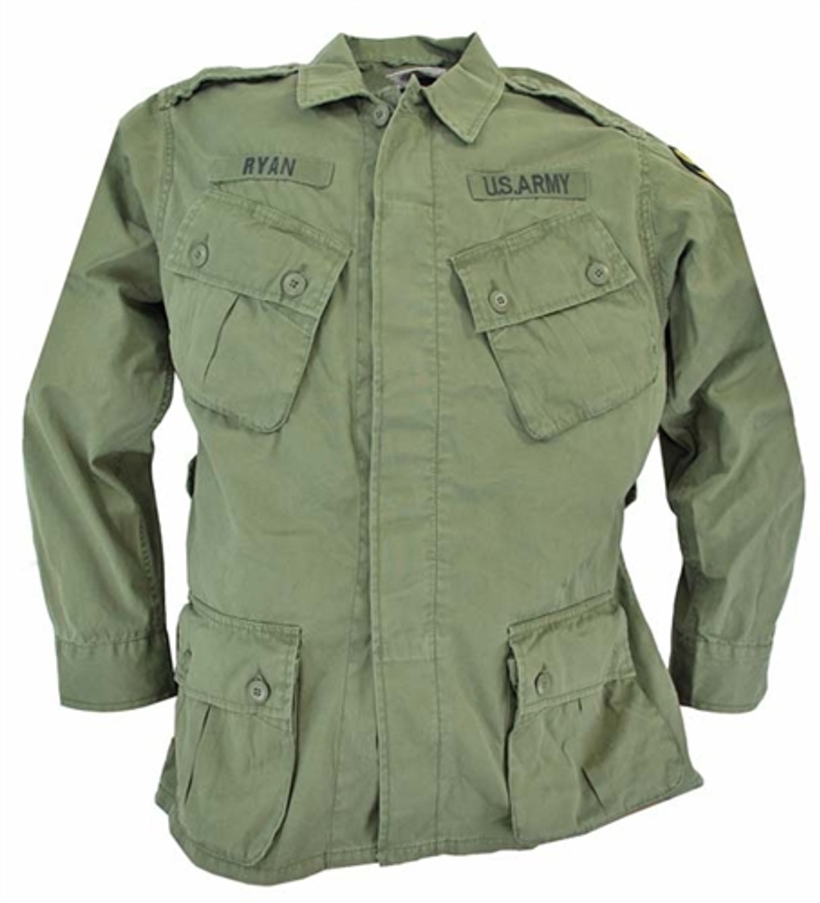 1st Pattern Vietnam Era Jungle Fatigue Shirt from Hessen Tactical