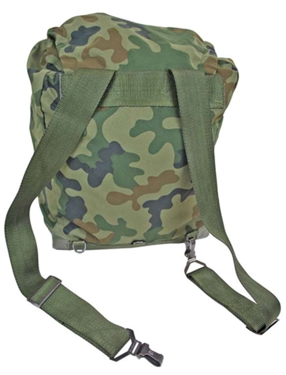 Polish New Style Camo Rucksack from Hessen Antique