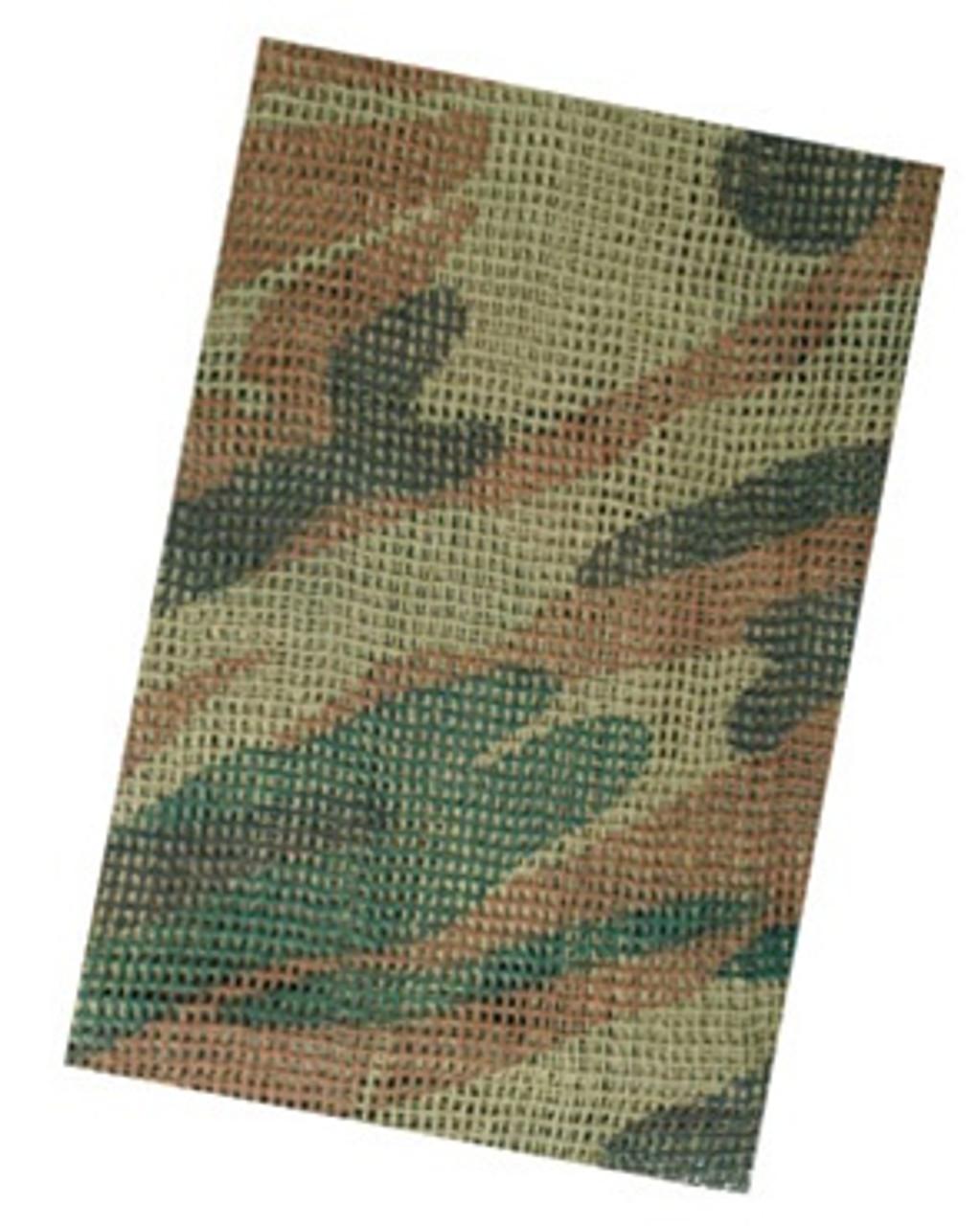 Woodland Net Scarf from Hessen Antique