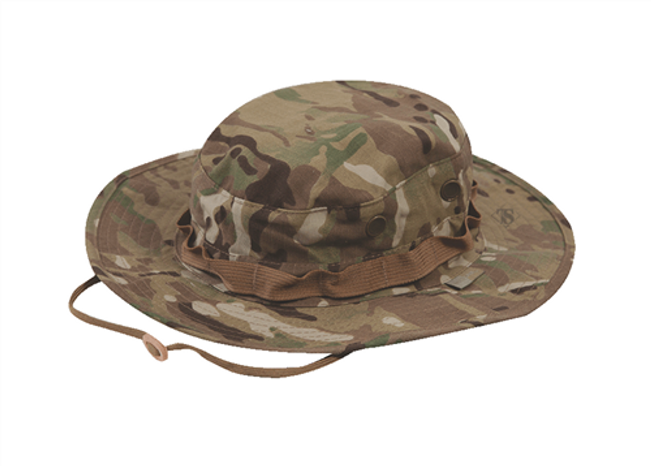 Military Boonie - MultiCam - 65/35 Poly/Cotton Rip-Stop from Hessen Tactical