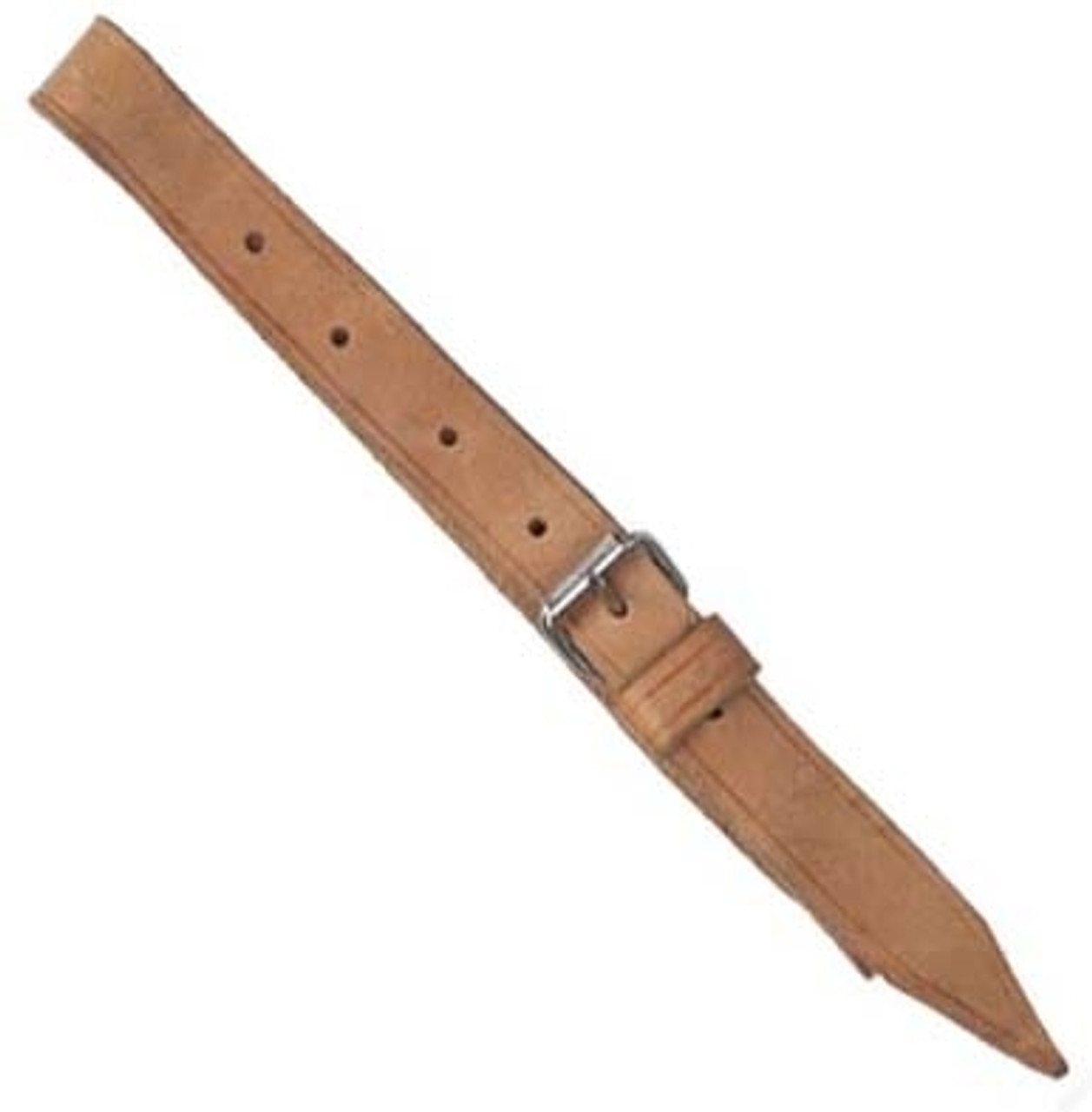 polish Brown Leather 60cm Pack Strap from Hessen Antique