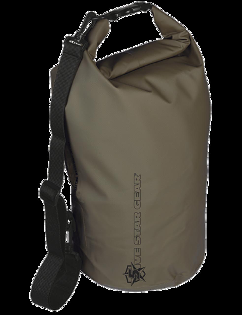 RIVER'S EDGE 30L WATERPROOF BAG from Hessen Tactical