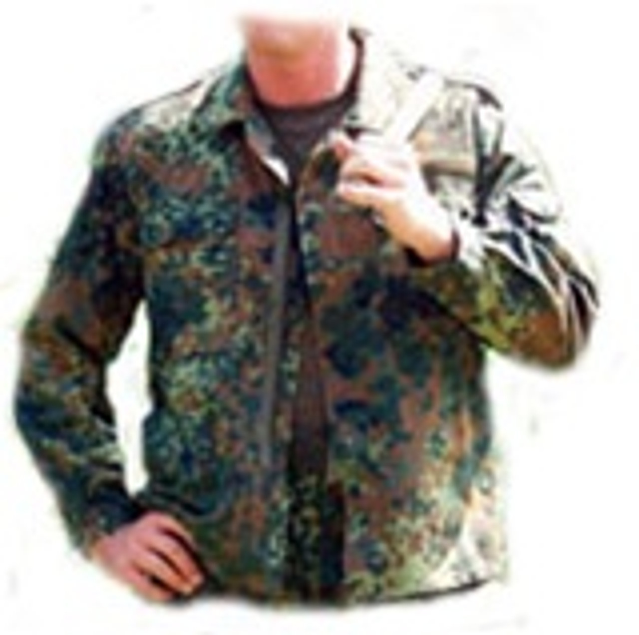 Bundeswehr Field Shirt from Hessen Surplus