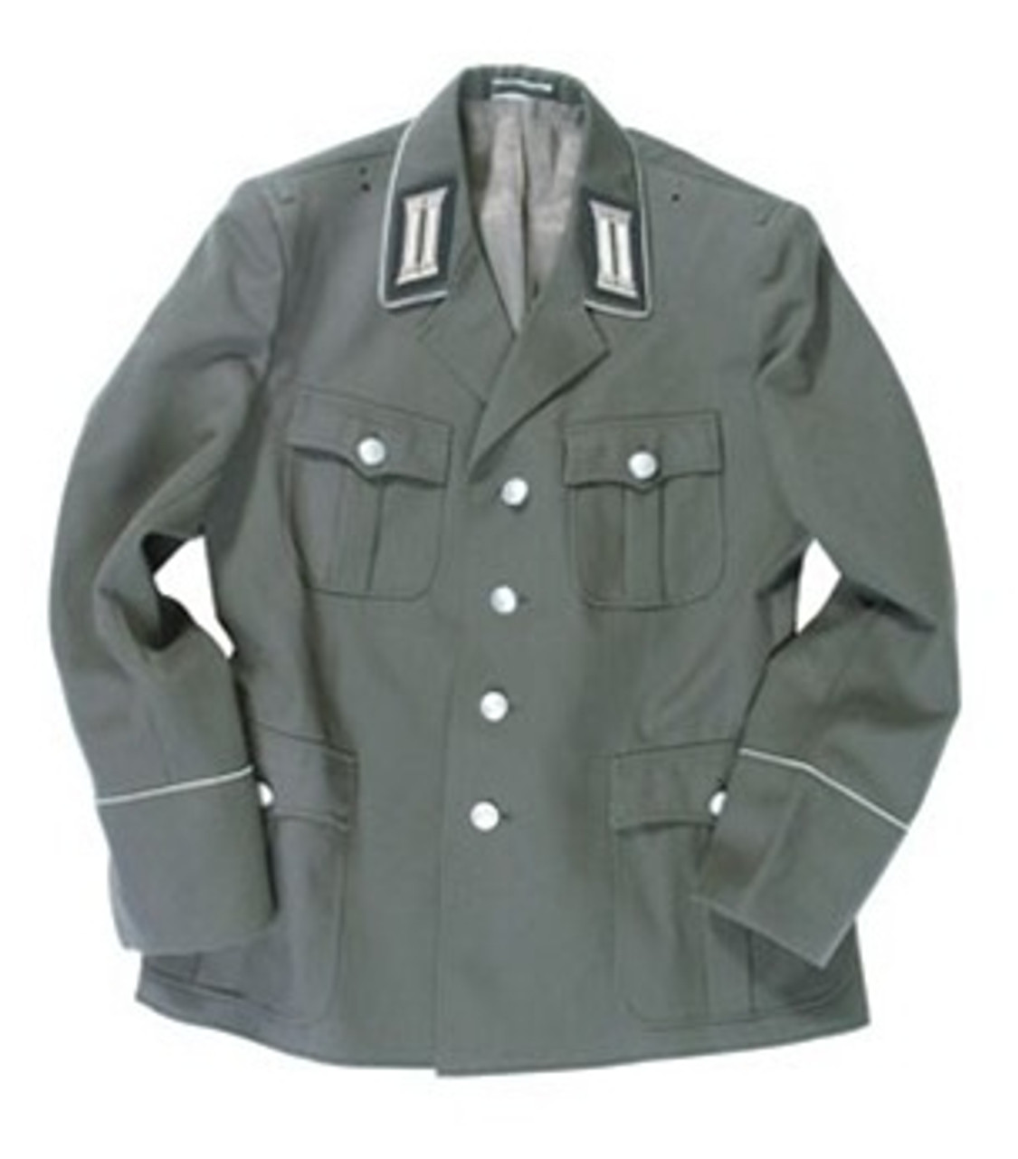 East German Army Officer Service Jacket from Hessen Surplus