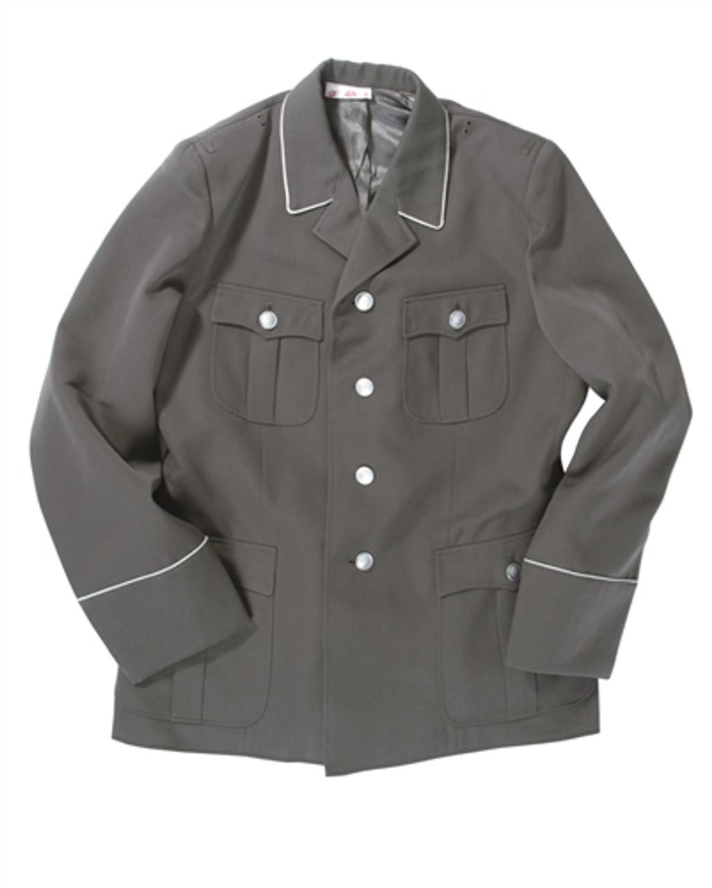 East German Army Uniform Jacket from Hessen Surplus