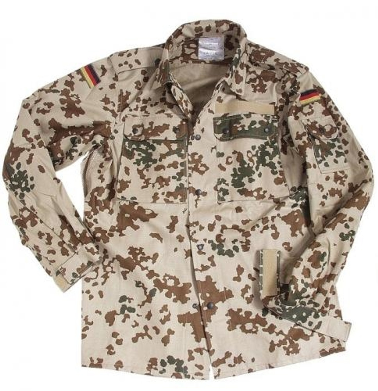 Bundeswehr Tropical Field Shirt from Hessen Surplus