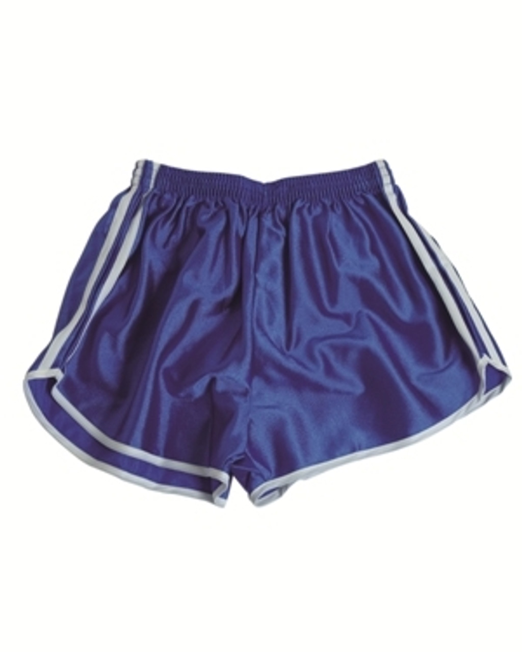 French Blue Polyamide GYM Shorts from Hessen Surplus