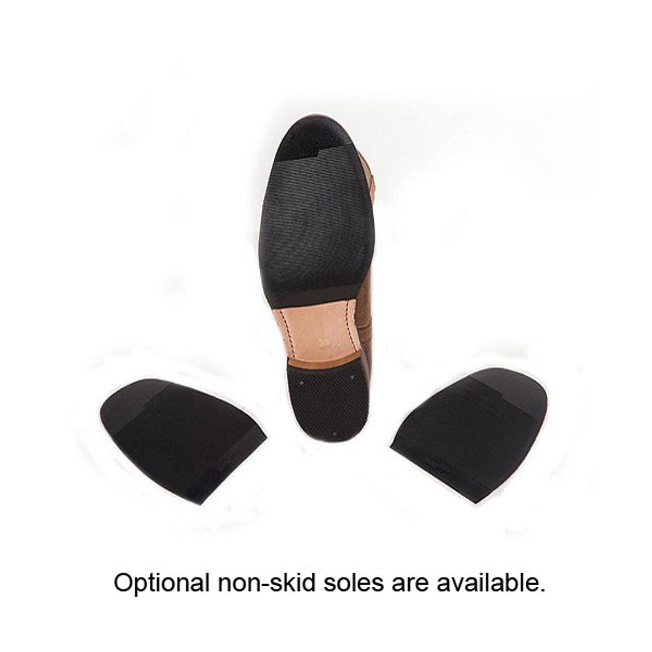 Optional Skid-proof Soles