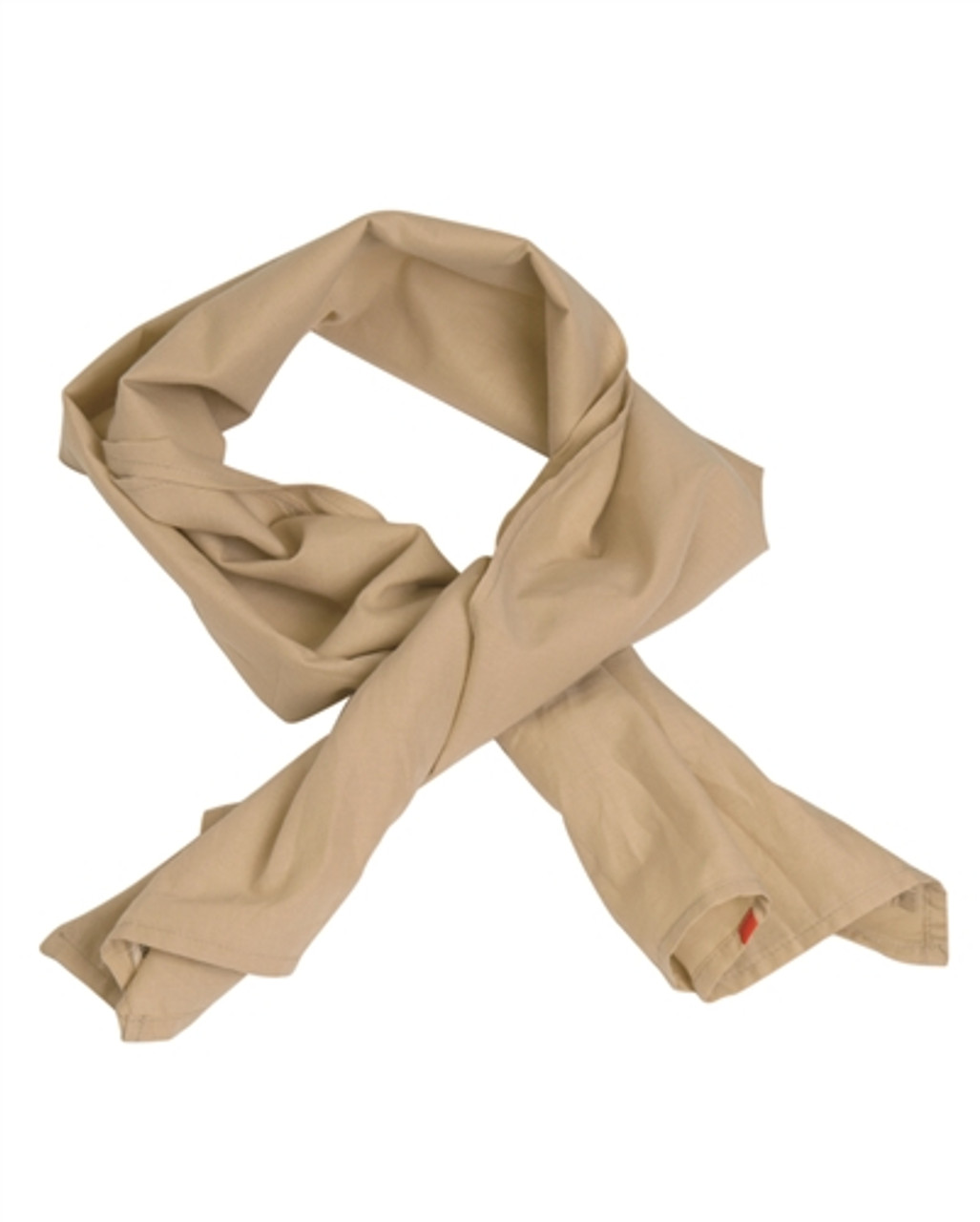 British Military Sweat Rag - Khaki from Hessen Antique
