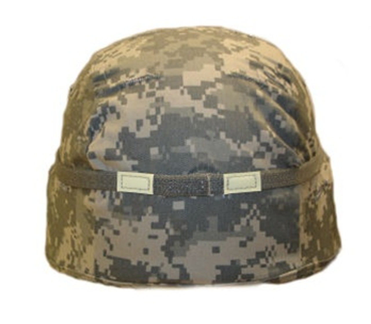 "Camo band for use with the ACU digital camouflage helmet cover.  For the PASGT ""KEVLAR"" and ACH/MICH helmets."