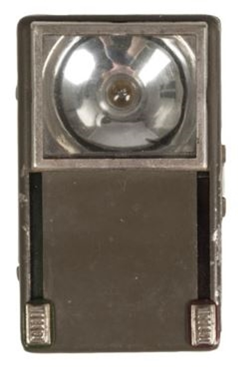 Polish Army Box Flashlight - Soviet Era from Hessen Antique