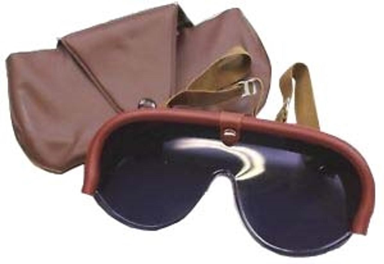 Italian Army Sun & Dust Goggles New
