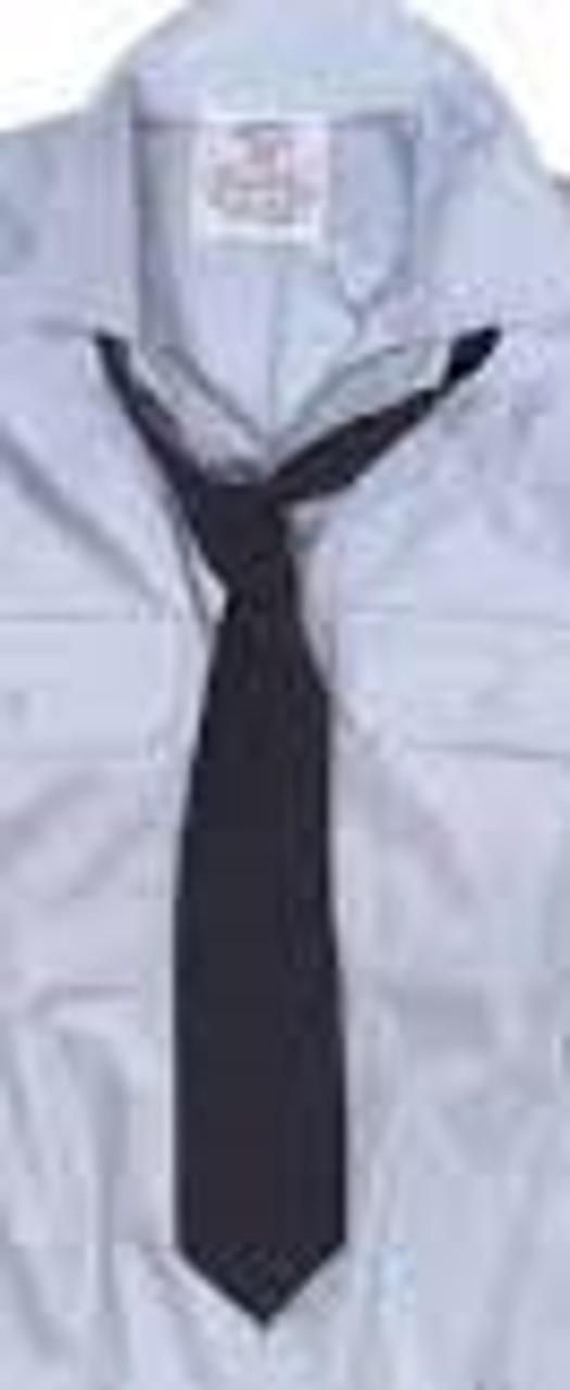 Bw Issue Black Neck Tie From Hessen Antique