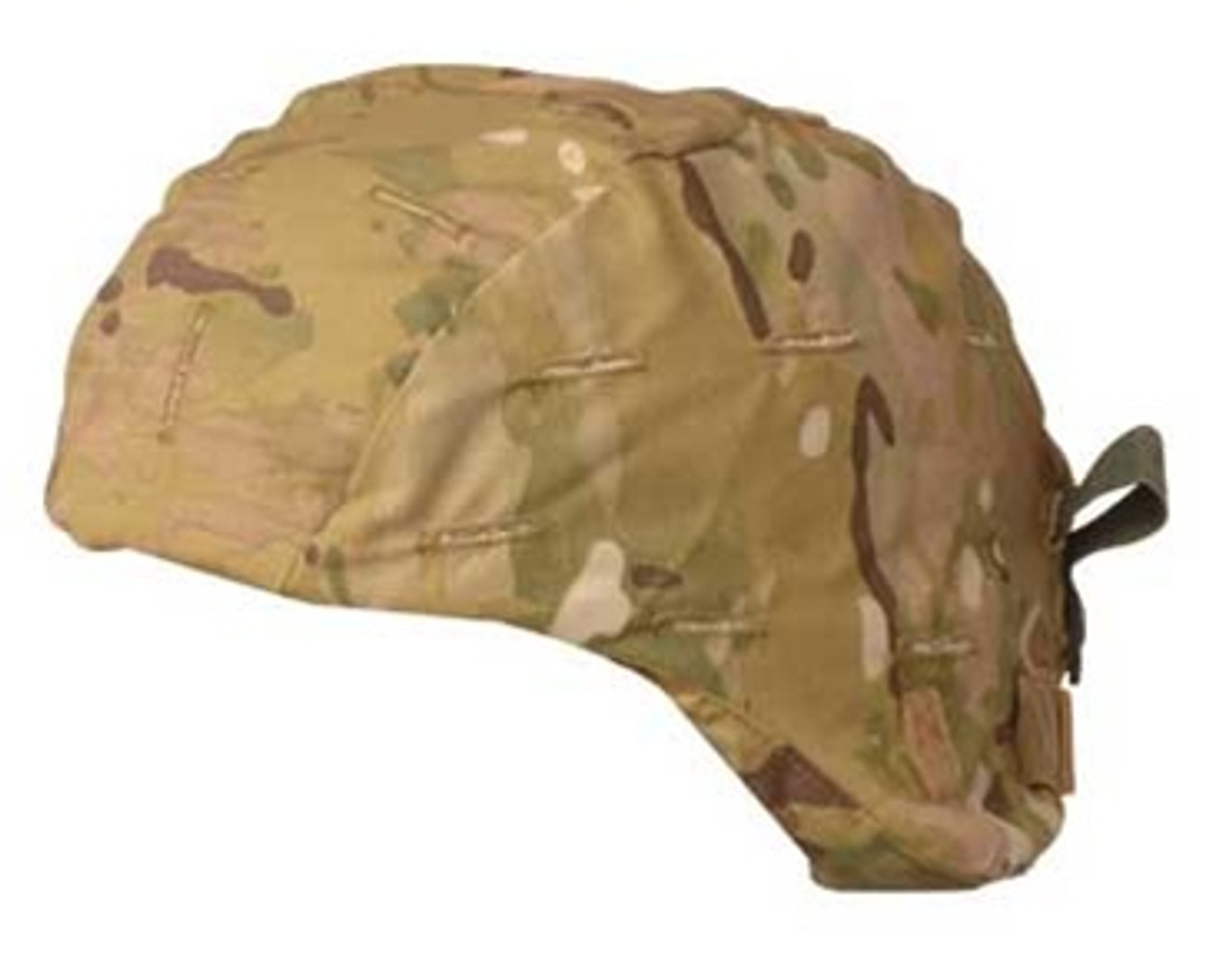ACU digital camouflage helmet cover for the MICH ACH helmet.  Made of 50/50 Nylon-Cotton Ripstop.