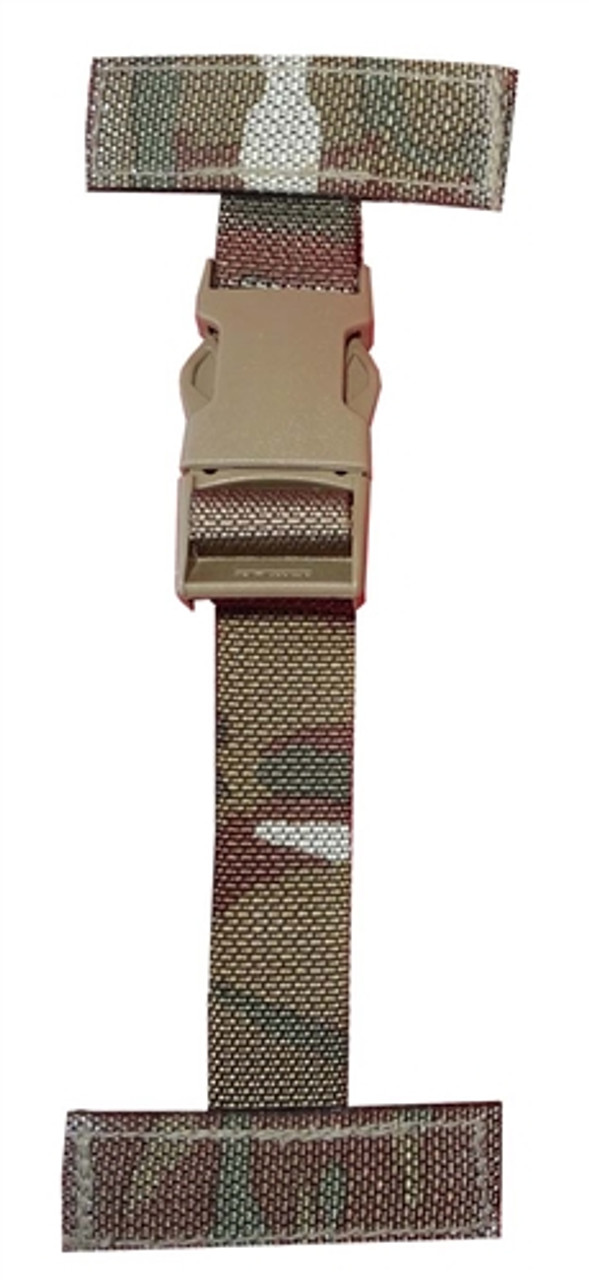 """British ARMY """"T Bar"""" MTP Armor Strap from Hessen Antique"""