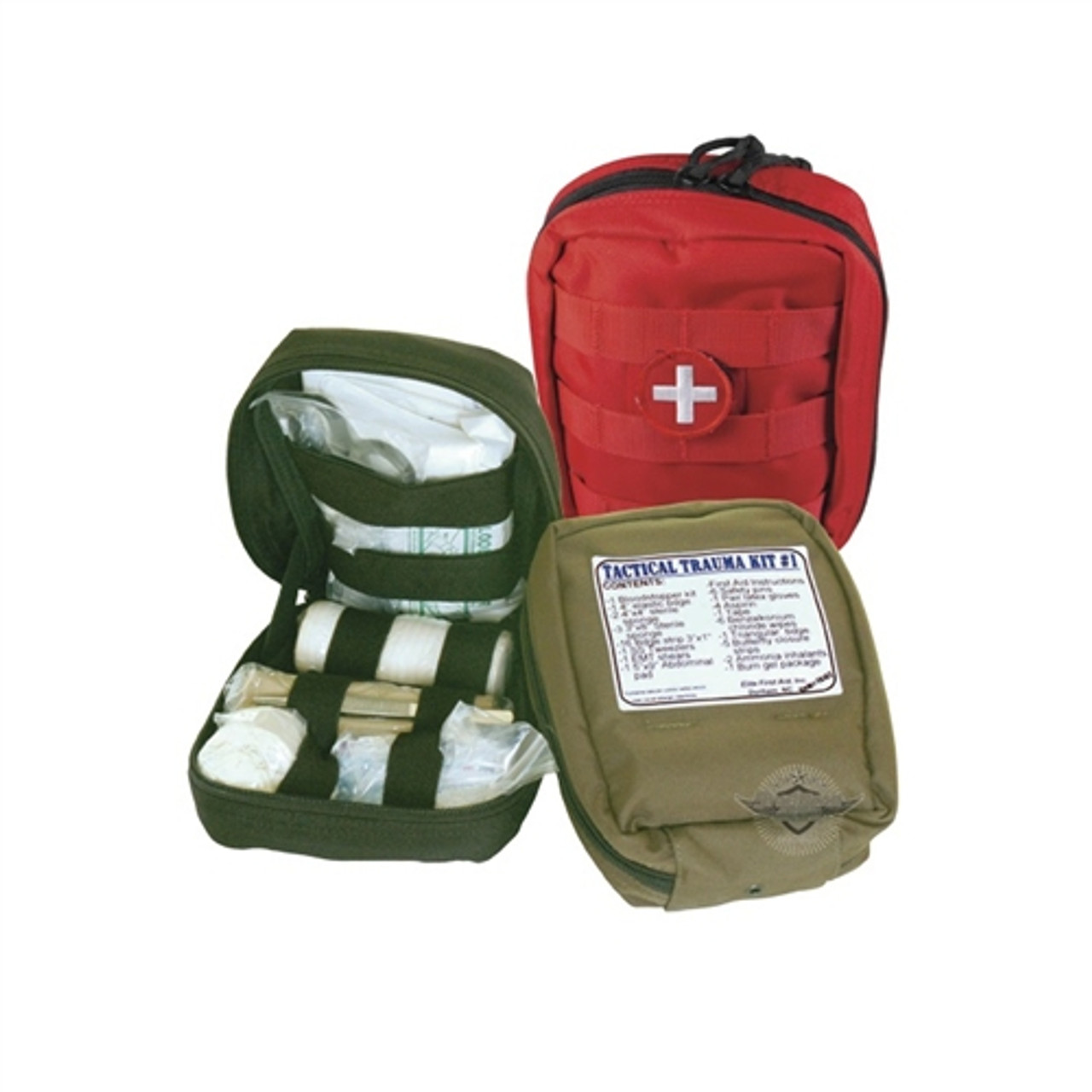 Tactical Trauma Kit from Hessen Antique