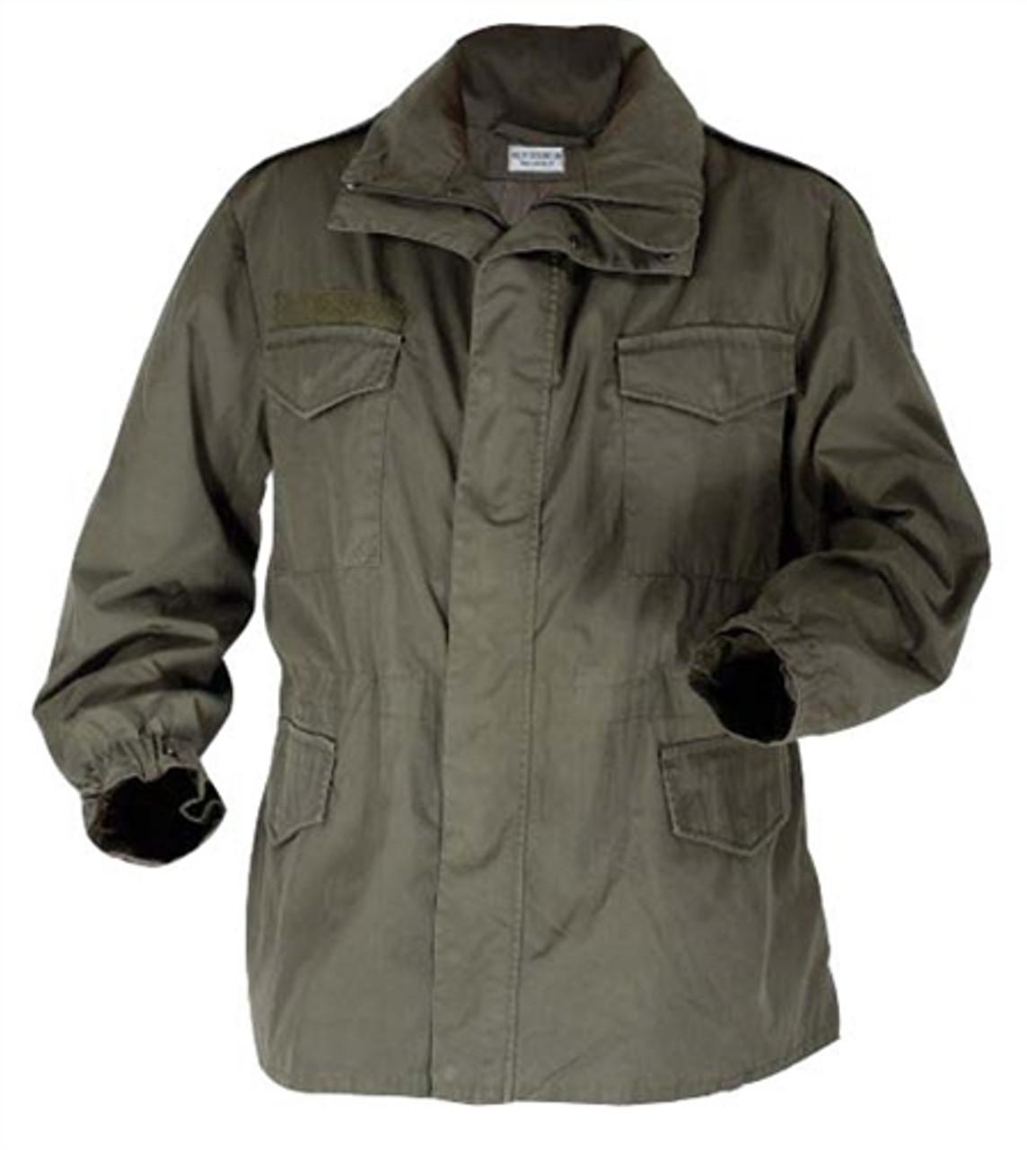 Austrian Army Field Jacket from Hessen Surplus