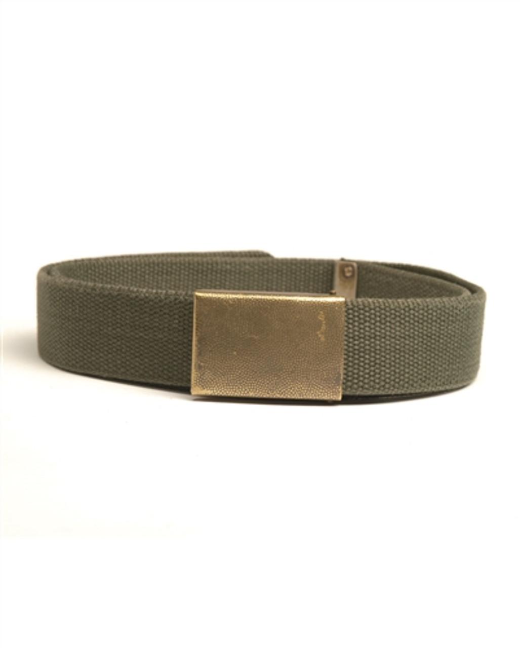 Bundeswehr Trouser Belt from Hessen Antique