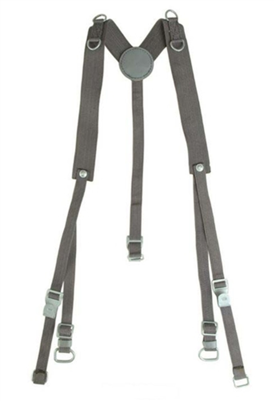East German Grey Y-Straps  from Hessen Antique
