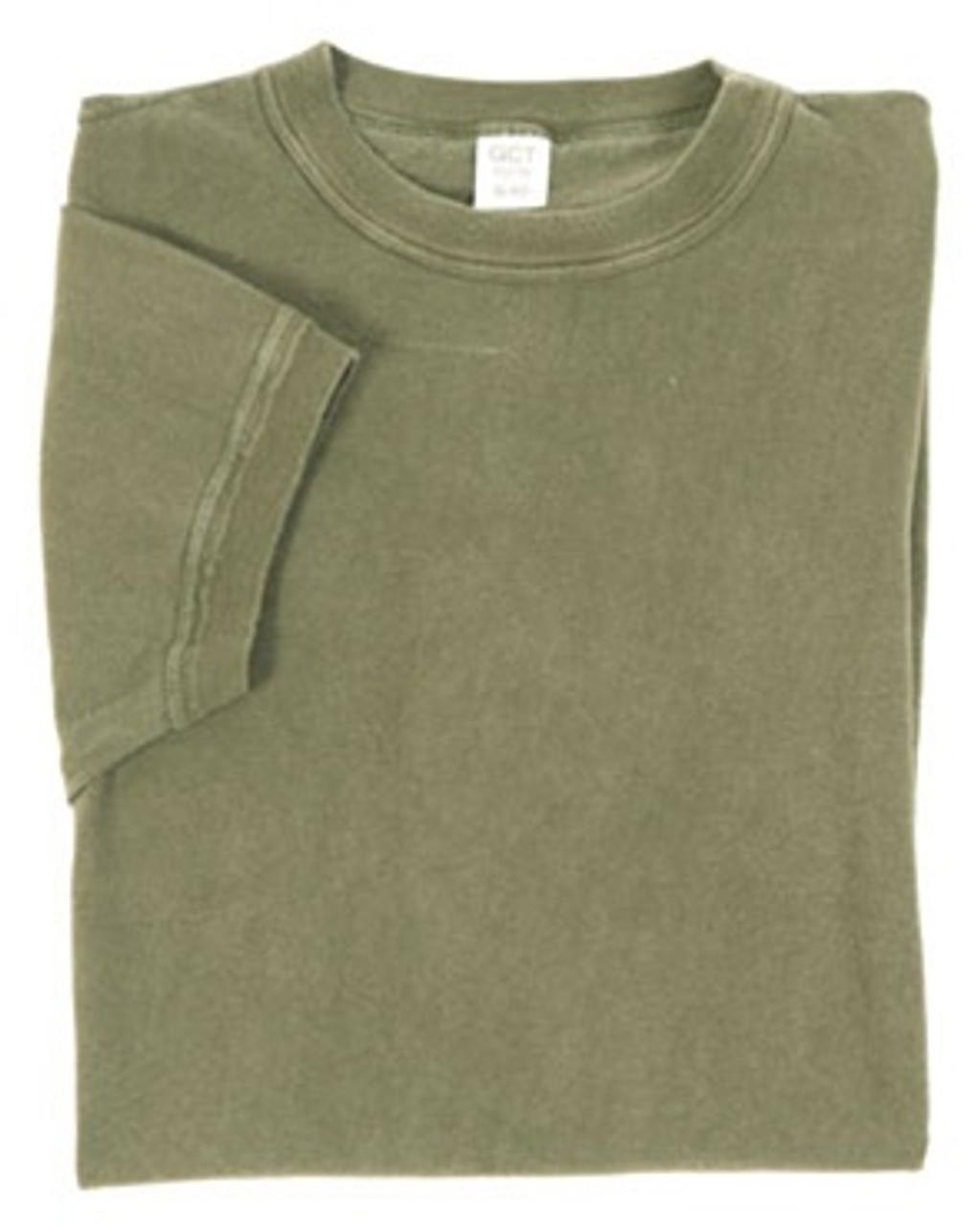 BW OD Short Sleeve Shirt from Hessen Surplus