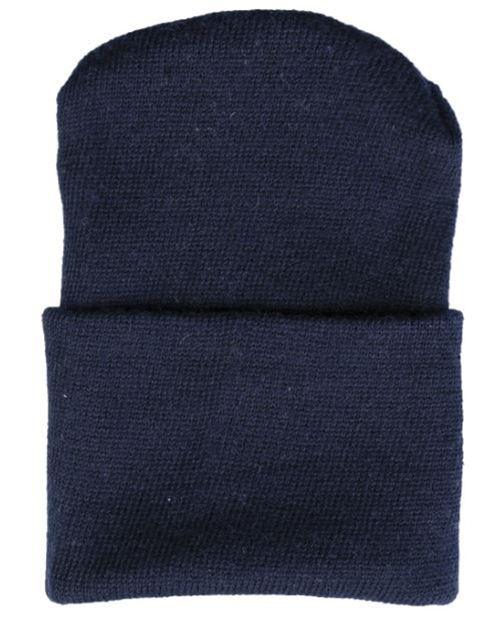 Swedish Military Blue Watch Cap from Hessen Antique
