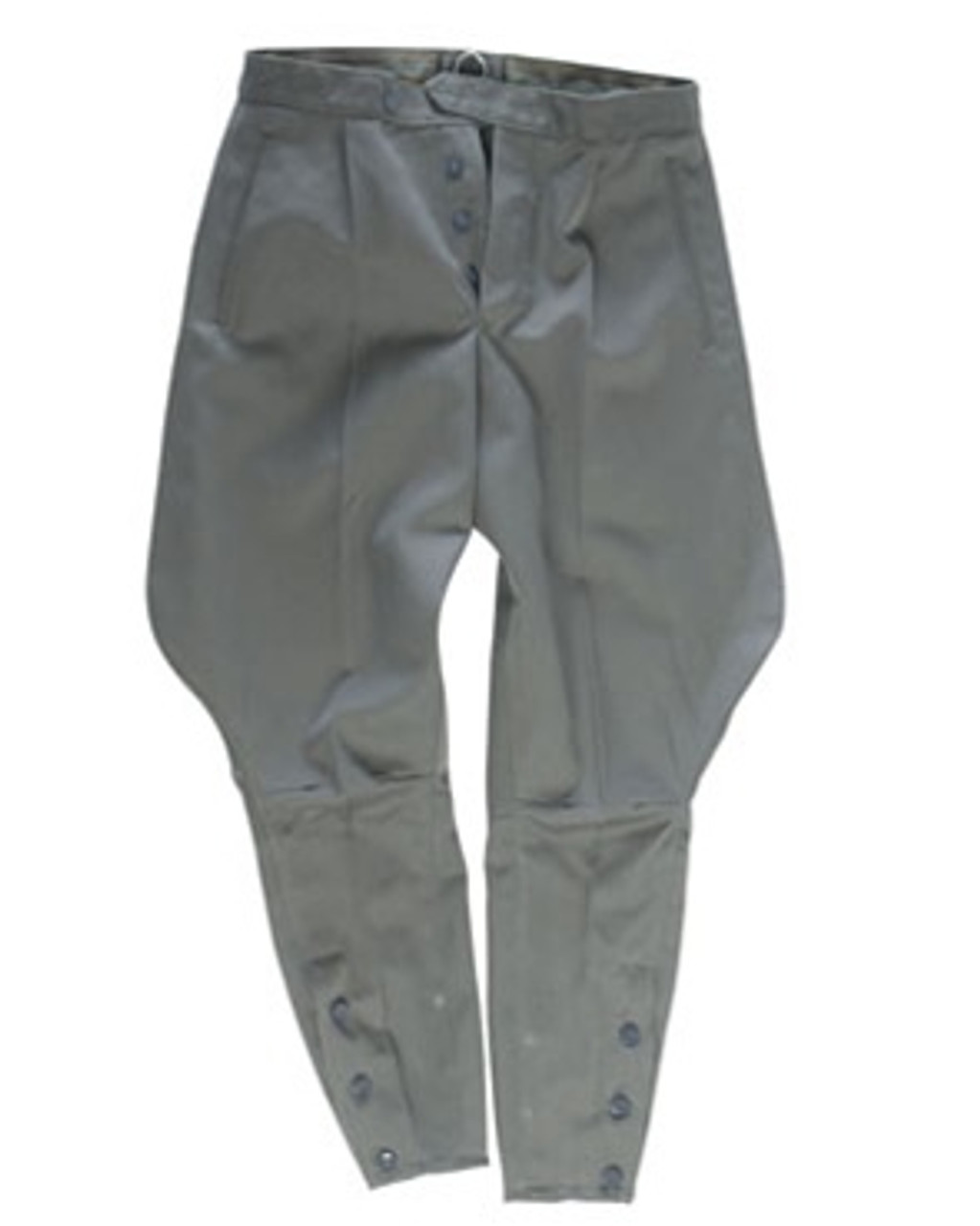 East German Grey Breeches from Hessen Surplus