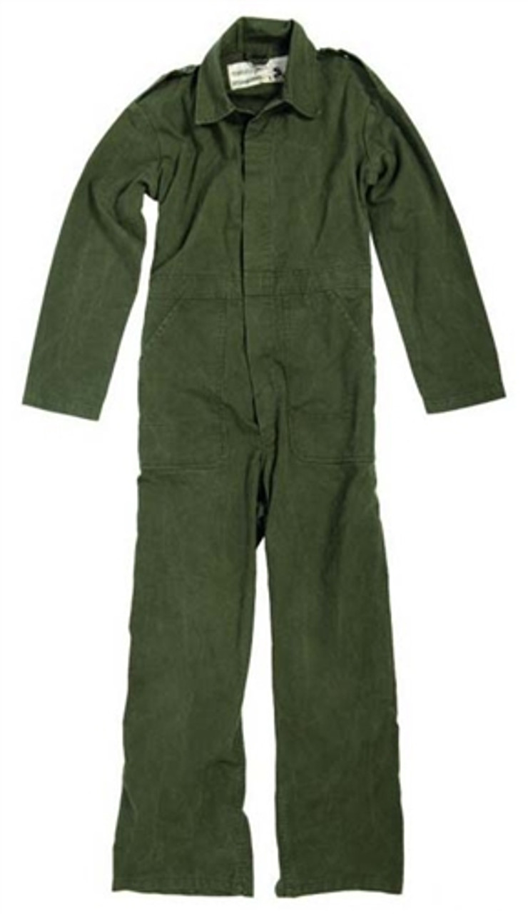 Dutch OD Coverall from Hessen Surplus