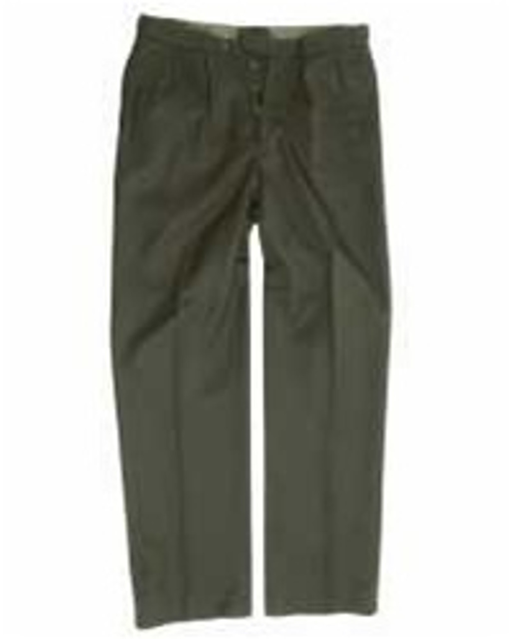 Czech OD M98 Uniform Pants - Used - Used from Hessen Antique