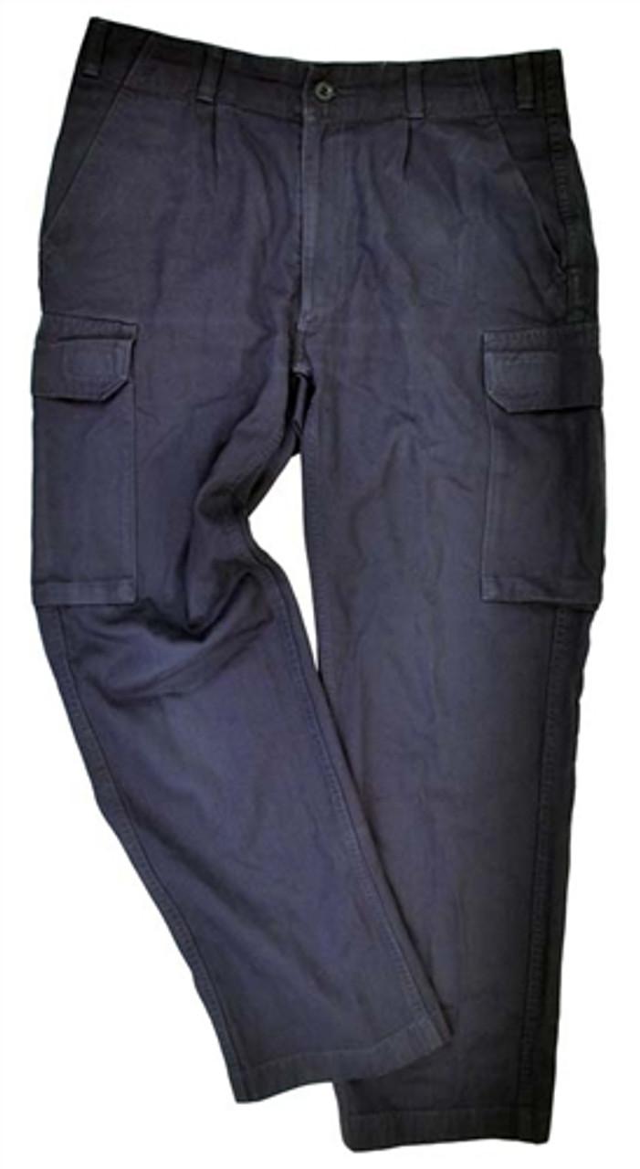German Blue Navy Deck Pants from Hessen Surplus