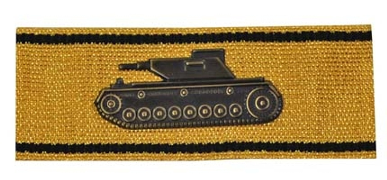 Tank Destruction Badge -Gold from Hessen Antique