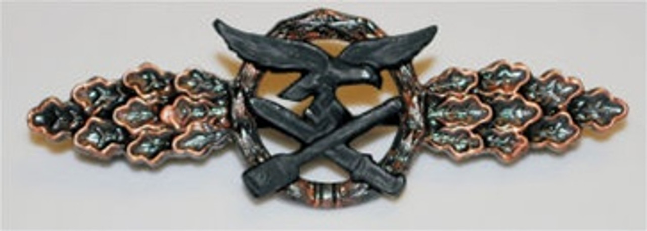 Luftwaffe Day Fighter Clasp bronze from Hessen Antique