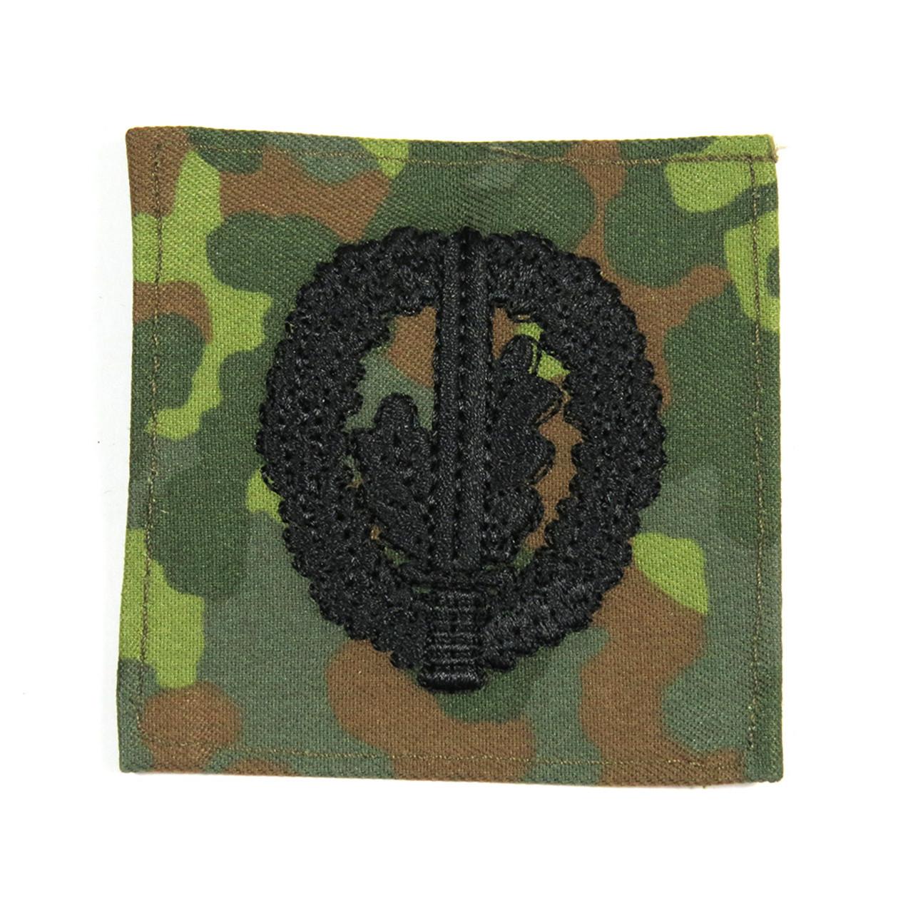 Flecktarn Kommandosoldat Patch (Subdued)