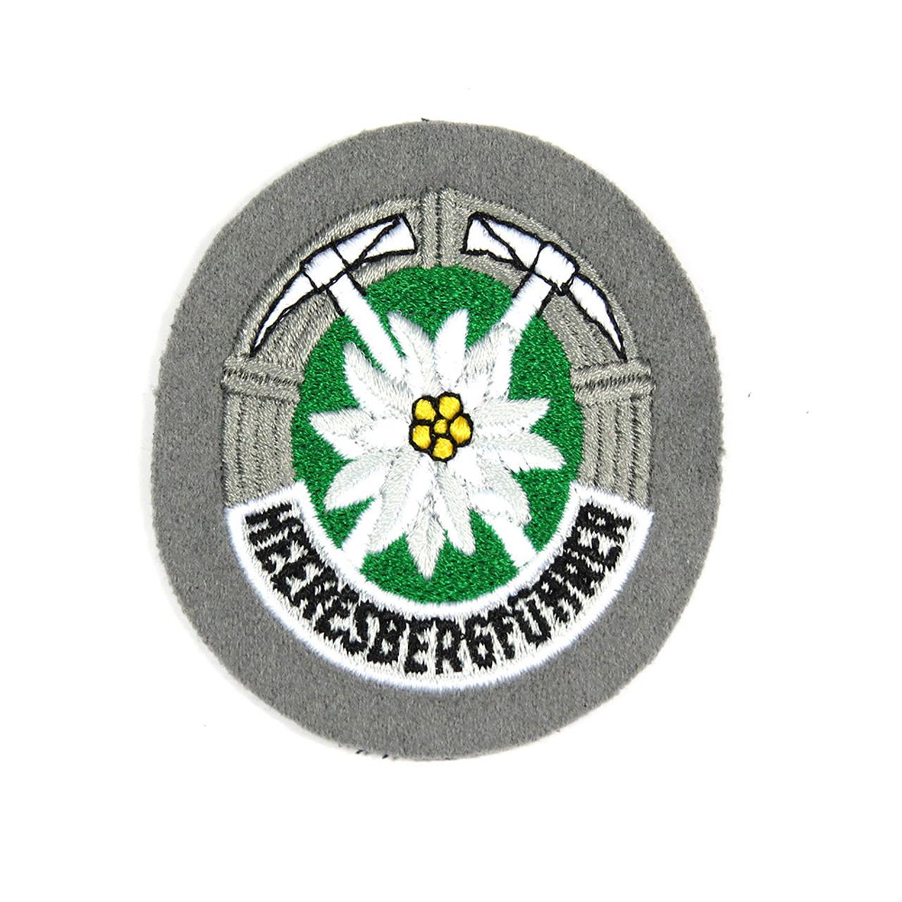 Heeresbergführer Patch